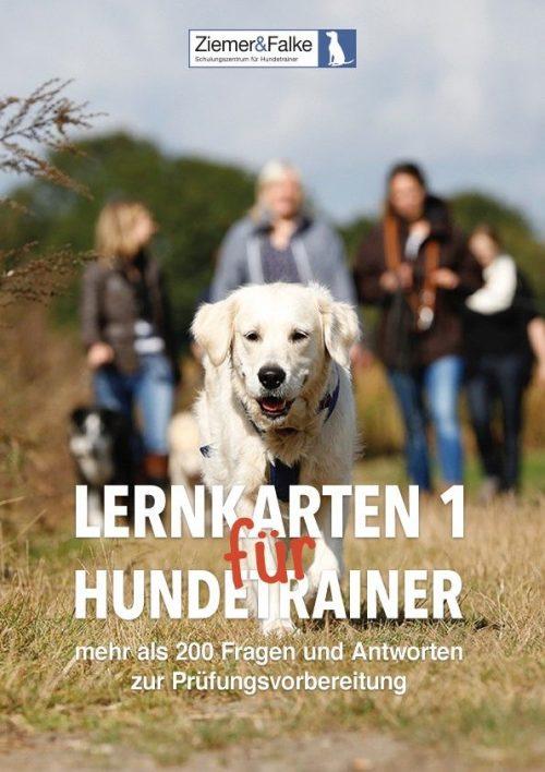 Lernkarten für Hundetrainer
