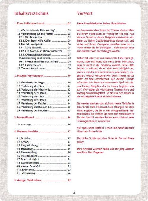 Inhaltsverzeichnis-Erste-Hilfe-Hund