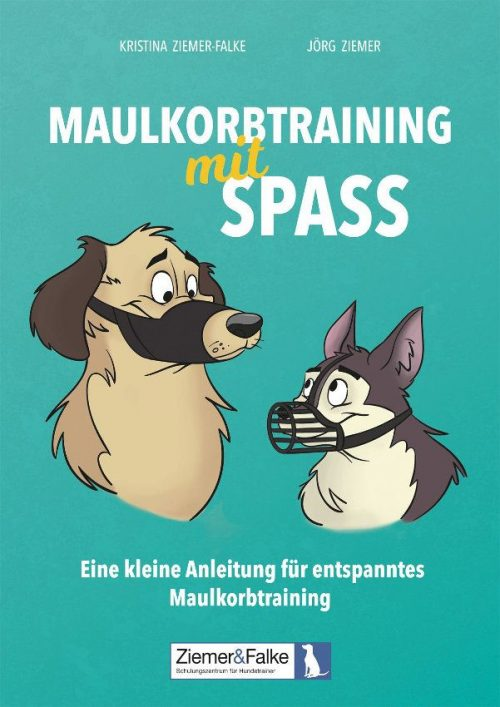 Maulkorbtraining mit Spass Buchcover