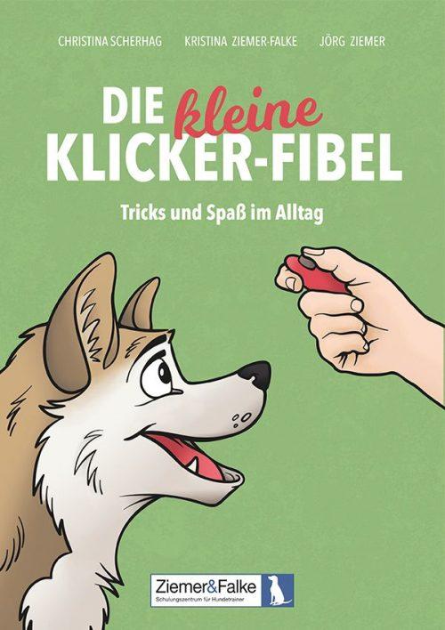 Vorschaubild des Covers der kleinen Klicker-Fibel
